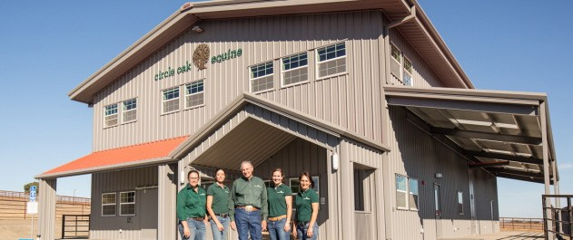 Circle Oak Equine Opens Surgery and Advanced Imaging Center